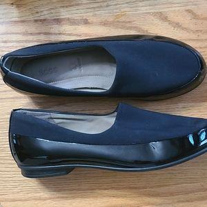 ECCO slip on comfort shoes 37